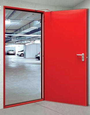 противопожарная дверь HRUS 60 Q-1