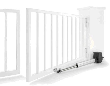 Автоматика Hormann для распашных ворот