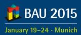 Международная выставка BAU 2015
