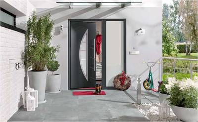 входные двери Hormann