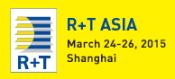 Международная выставка R+T Asia 2015
