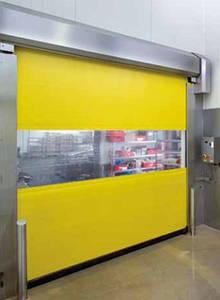 Пленочные ворота для пищевой промышленности