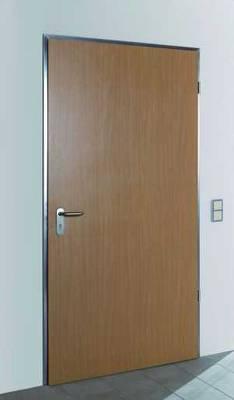 дверь ZK с пленкой под дерево