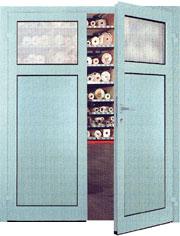 многофункциональные двери MZA