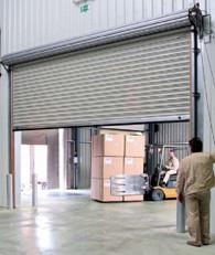 Промышленные рулонные ворота Hormann